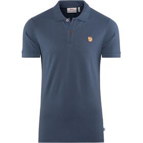 Fjällräven Övik Shortsleeve Shirt Men blue
